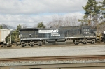 NS 8710, East on NS